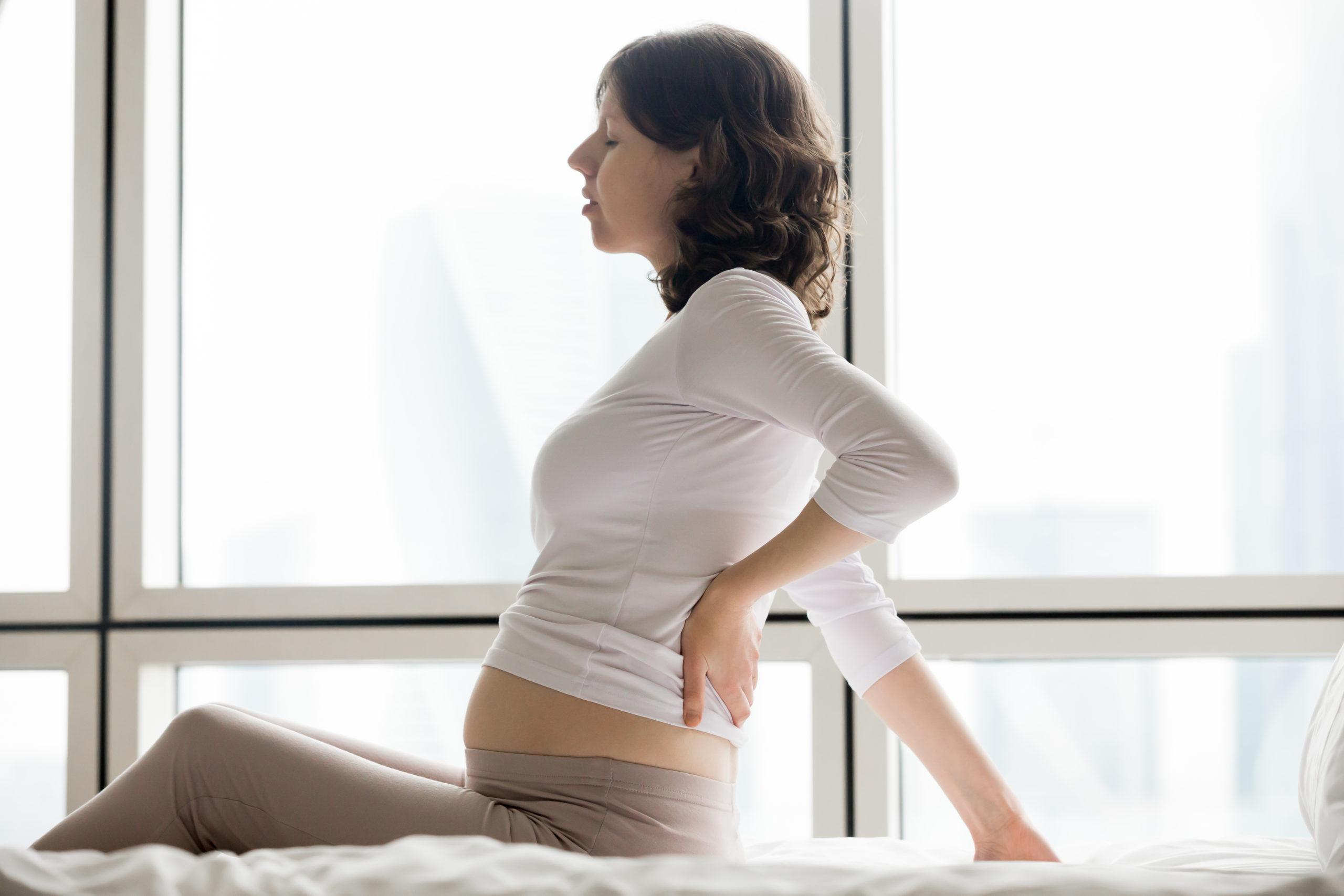 Physiotherapie bei Schwangerschaft